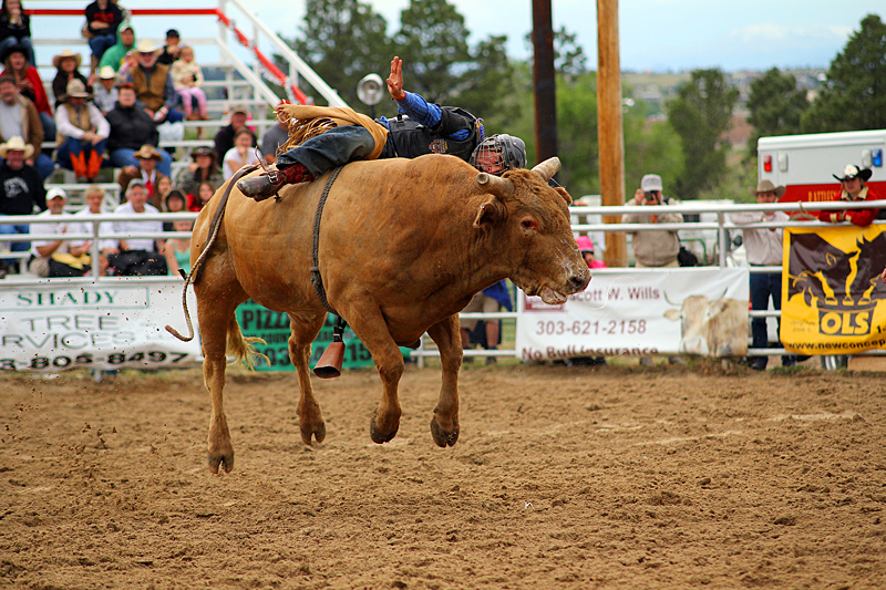 bull-riding-colorado-rodeo