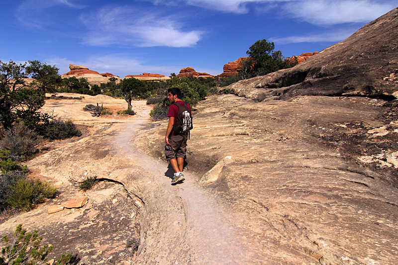 canyonlands-needles-wandern