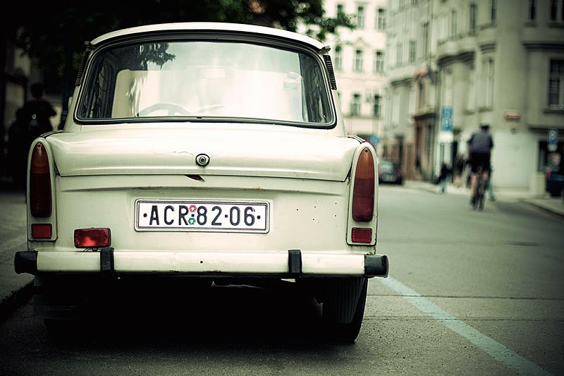 Trabant ©Flickr/rromer