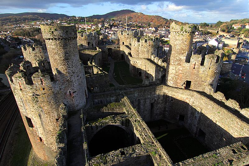 conwy-castle-wales