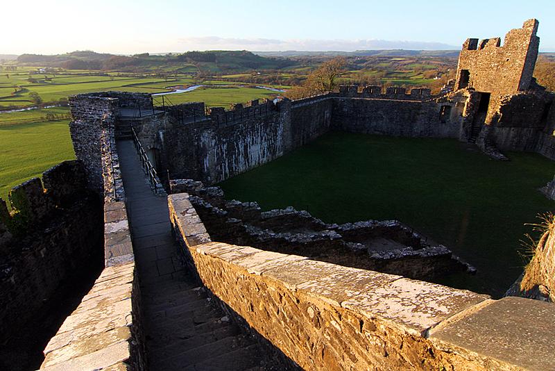 dinefwr-castle-wales