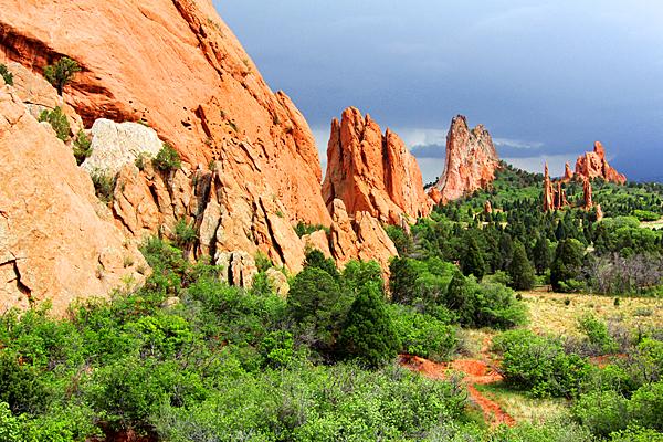 usa-reiseroute-garden-of-the-gods-colorado-springs
