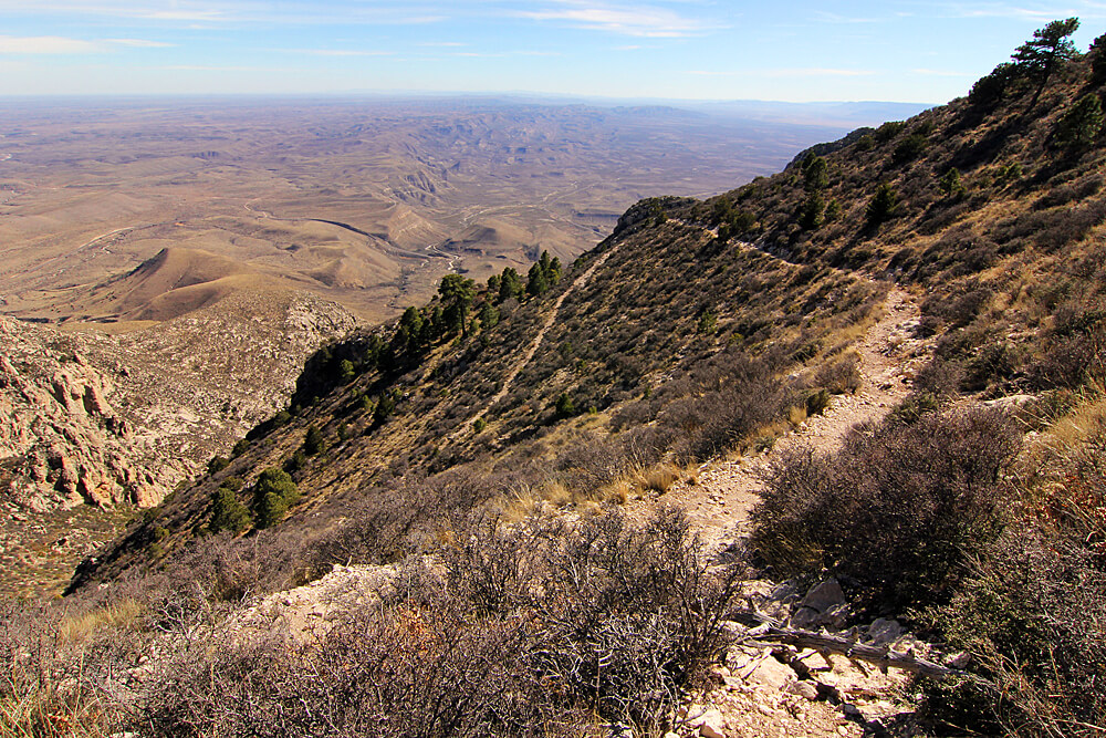 hiking-in-guadalupe-mountains-national-park