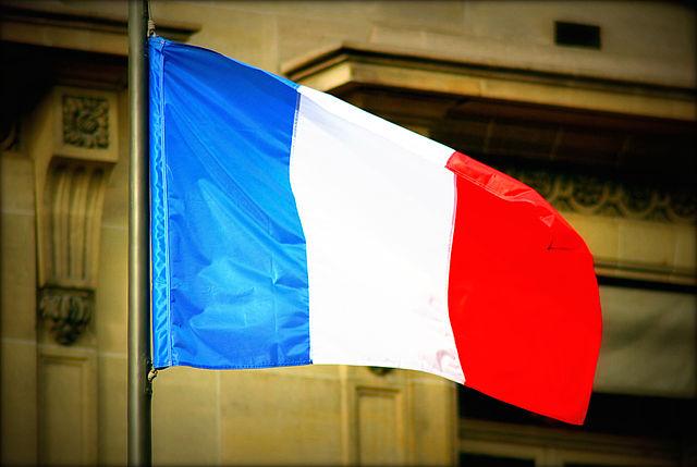 typisch-französisch-flagge