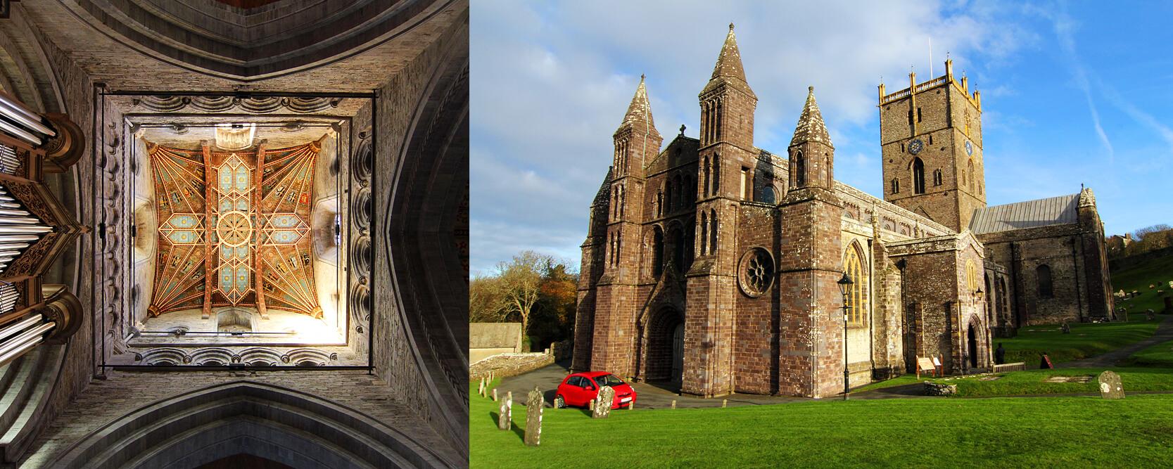 wales-sehenswurdigkeiten-st-davids-cathedral