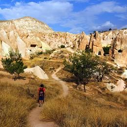 wandern-kappadokien