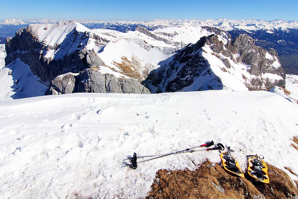 achensee-schneeschuhwandern-seekarlspitze-ausblick