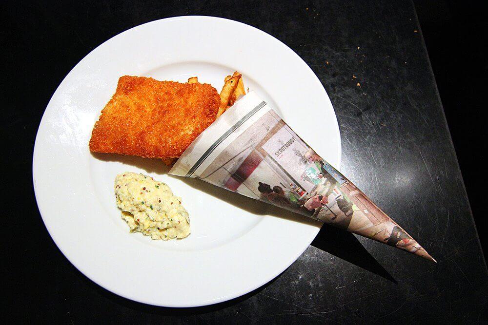 typisch dänisches Essen