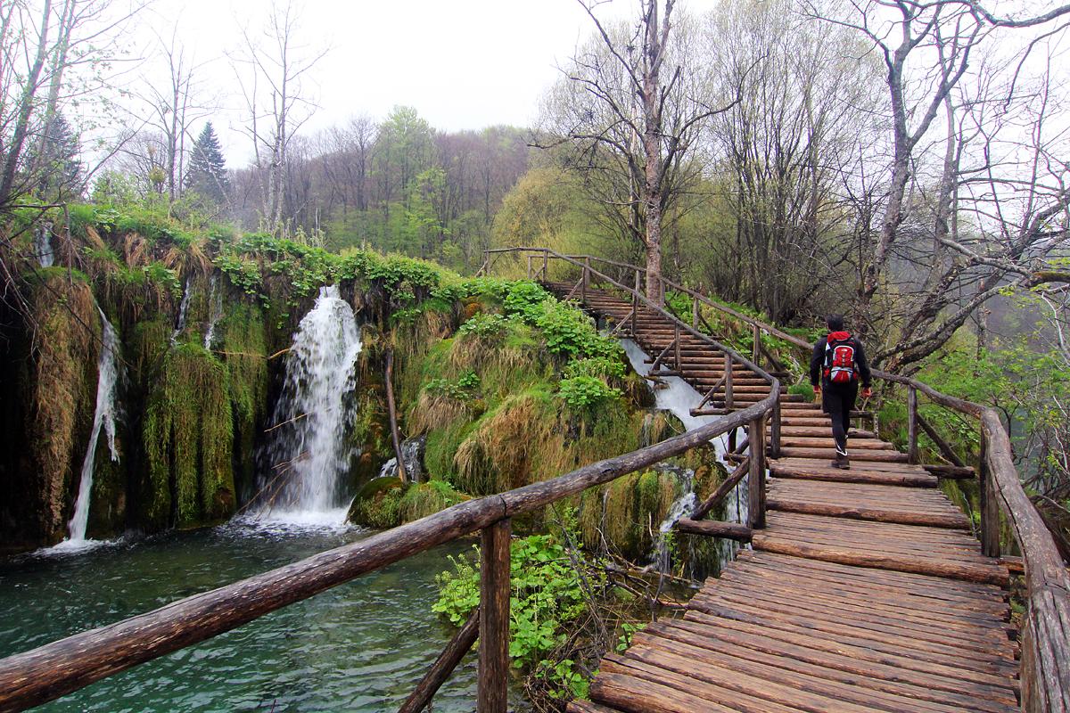 wandern-kroatien-plitvice
