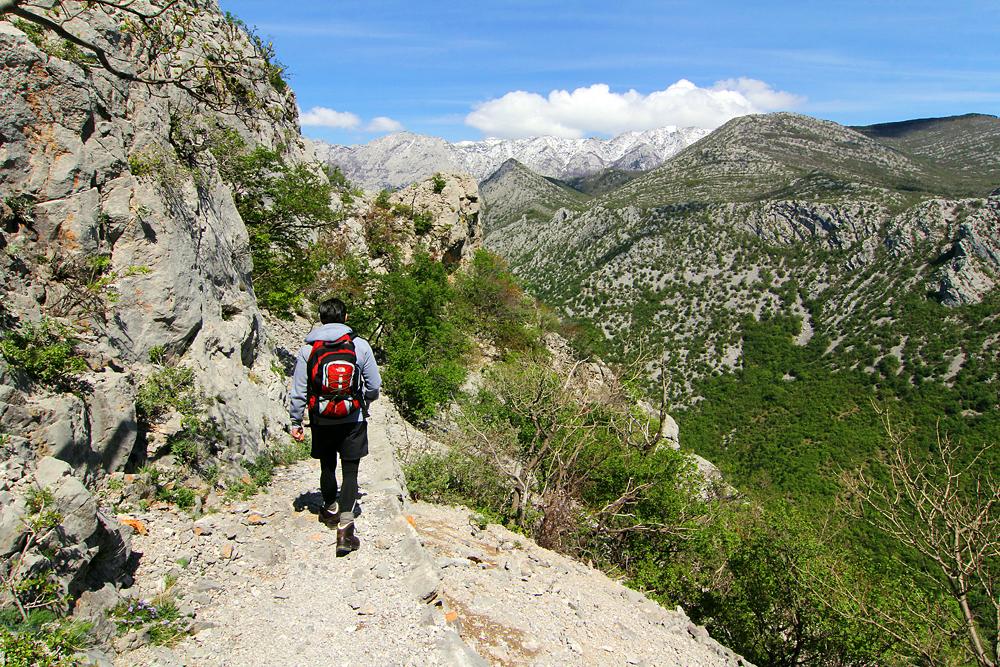 wandern-in-kroatien-paklenica