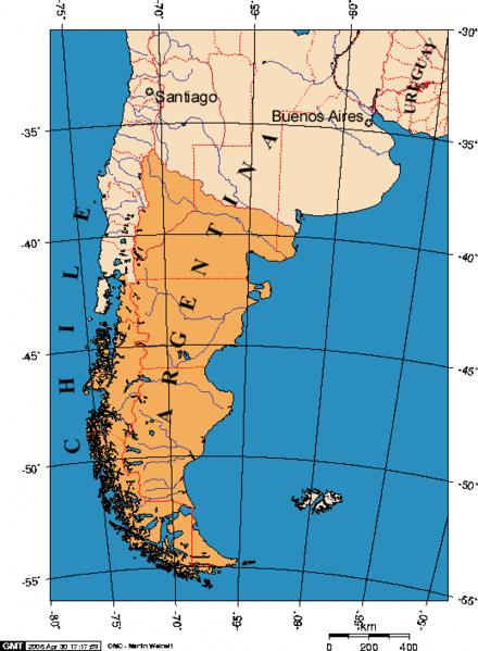 Patagonien-Reisezeit
