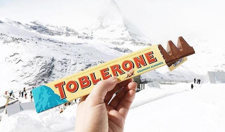 typisch schweizer toblerone