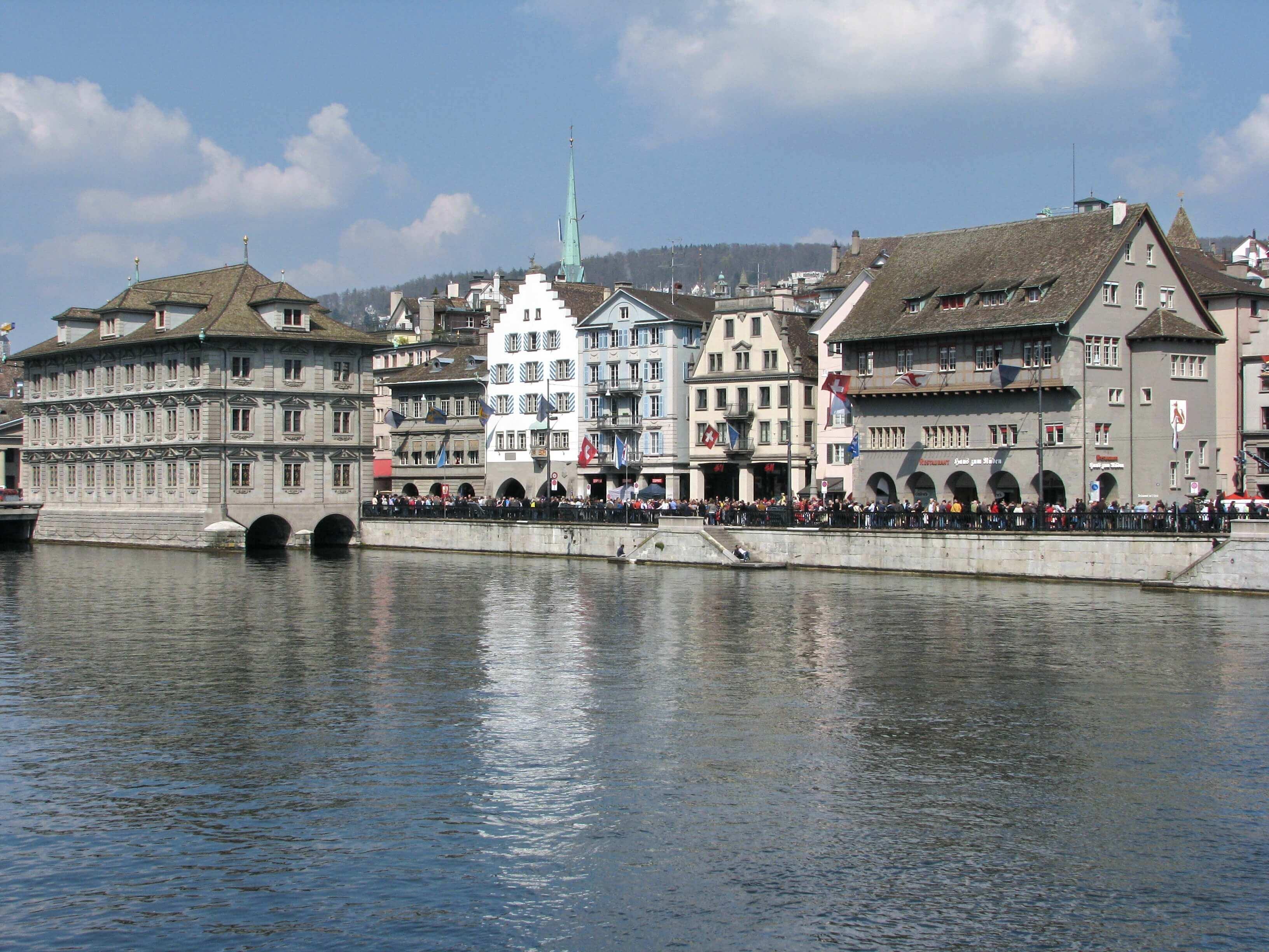 typisch schweiz teuerste stadt