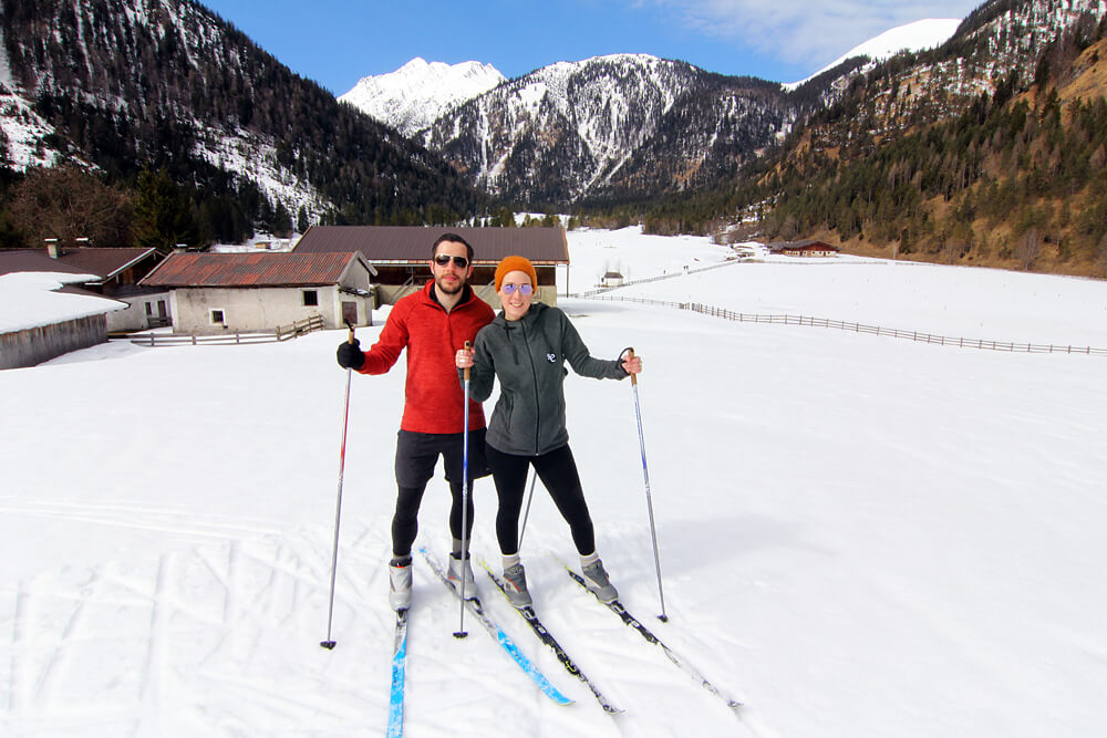 wintersport am achensee