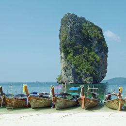 beste reisezeit thailand