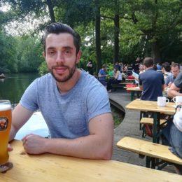 sommer in berlin bier tiergarten café am neuen see
