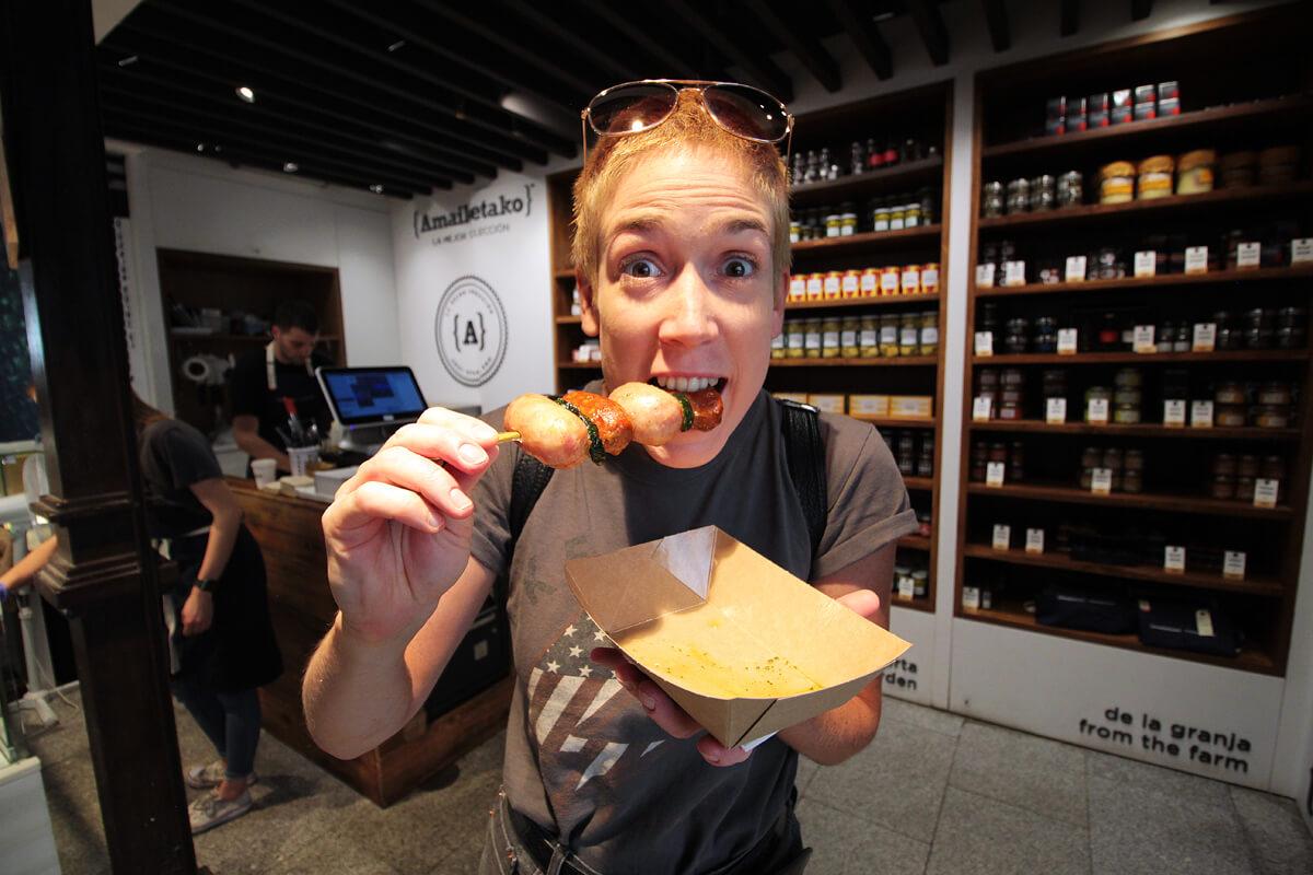 Schlemmen wie die Spanier auf Madrids Streetfood-Märkten - Mighty Traveliers Reiseblog
