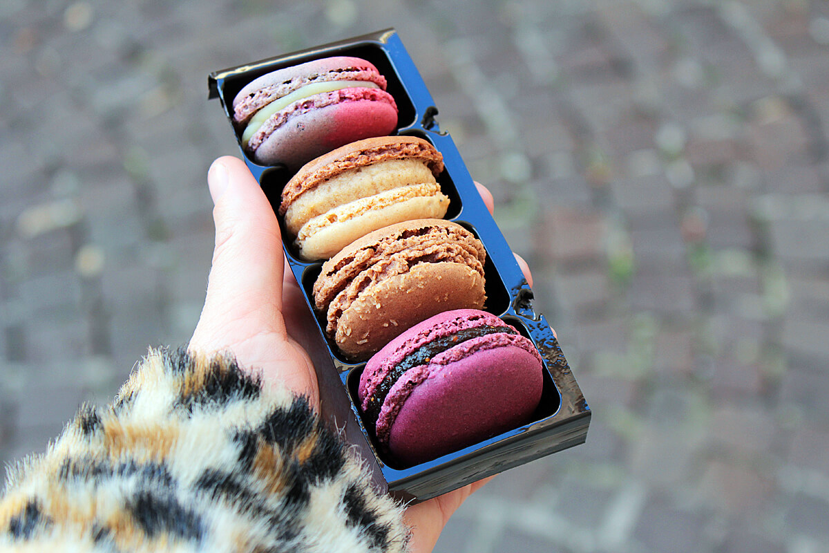 Cote d'Azur Roadtrip Macarons