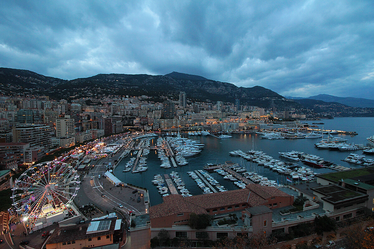 Cote d'Azur Roadtrip Monaco
