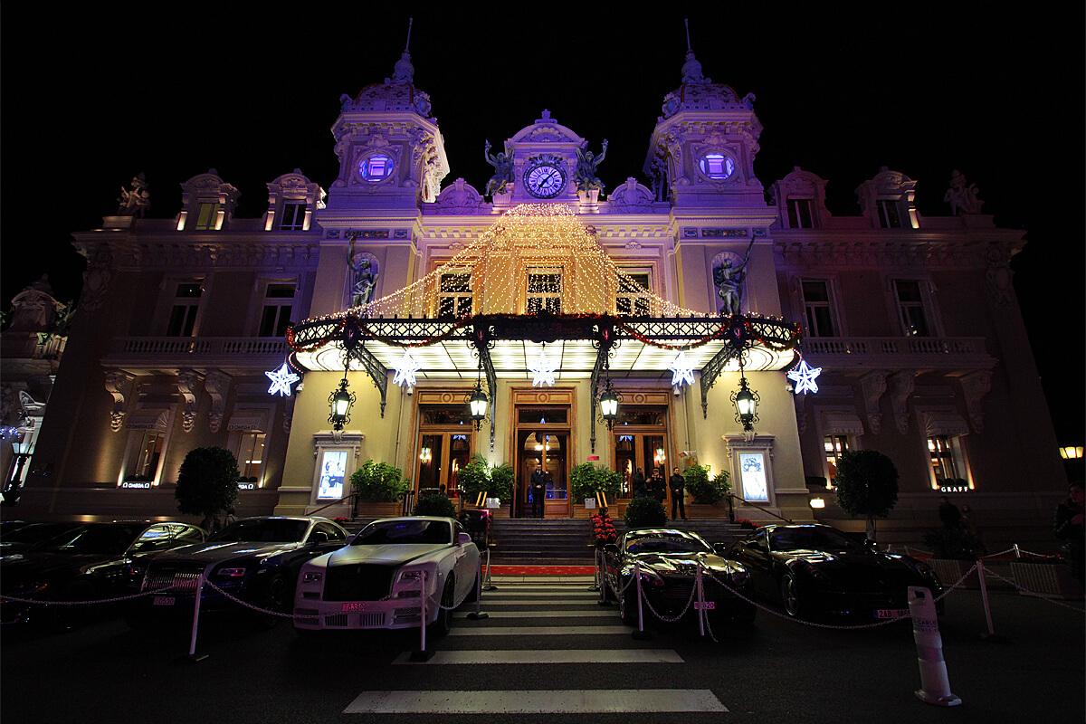 Cote d'Azur Roadtrip Monte-Carlo