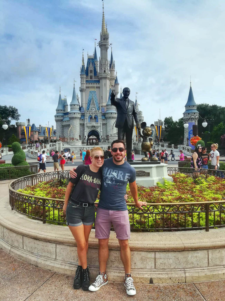 florida sehenswürdigkeit disney magic kingdom