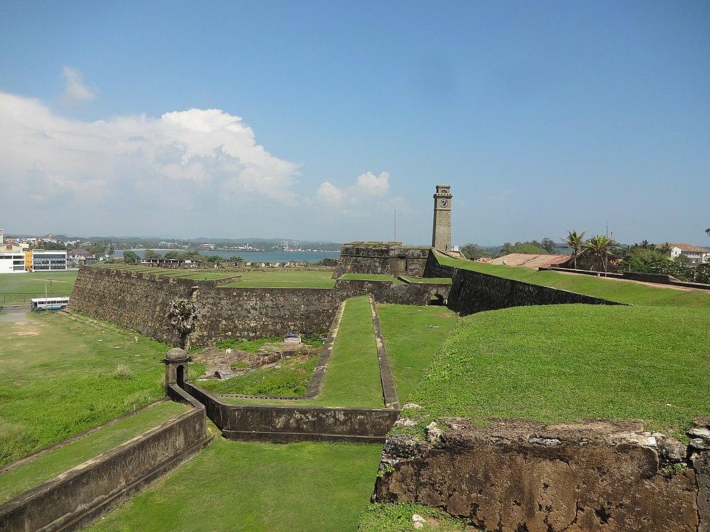 Sehenswürdigkeiten und Highlights Sri Lankas – Galle Fort