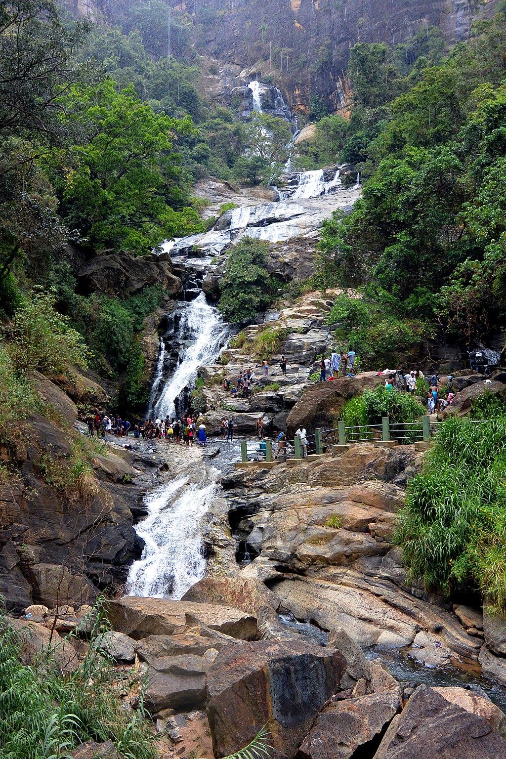 Ravana Ella – mysteriöser Wasserfall im Landesinneren Sri Lankas