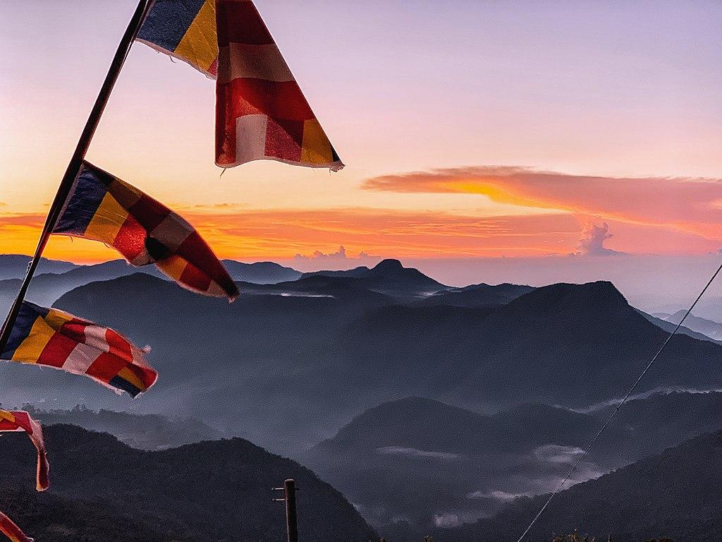 Sri Lankas schönste Orte – Sonnenaufgang am Adam's Peak