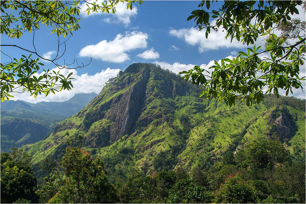 Sri Lankas Naturschönheit: Wandern rund um Ella