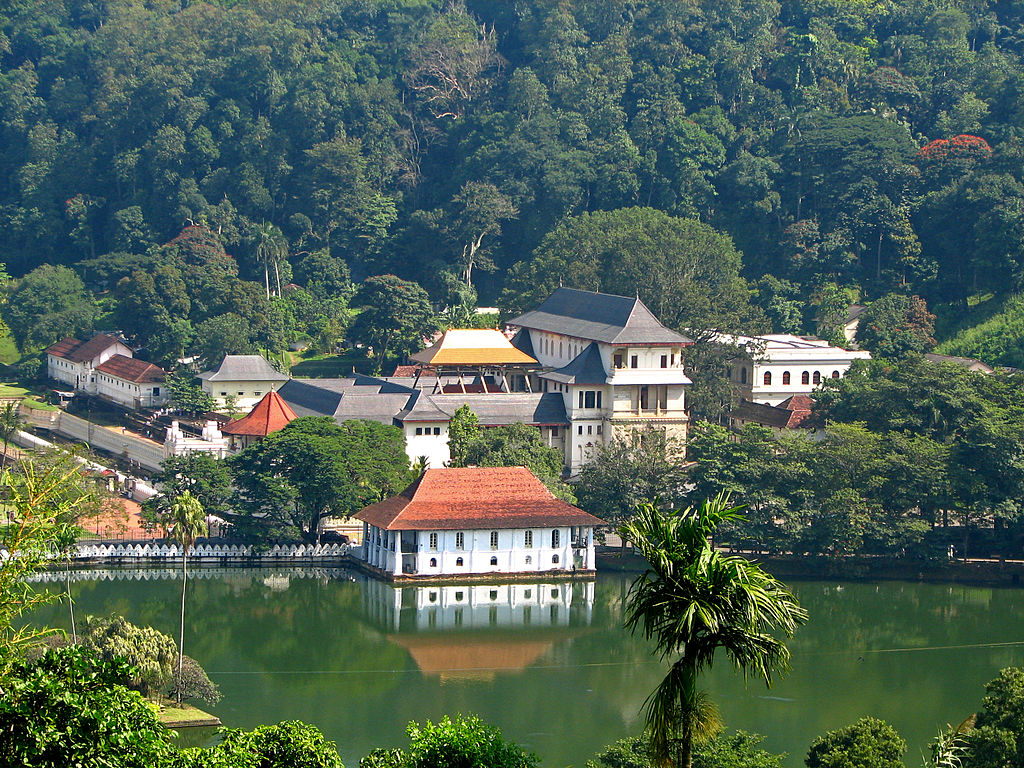 Sri Lanka Schönste Orte – Kandy